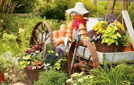 Checklist for gardening work in autumn