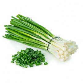 «April» - Organic Scallion Seeds