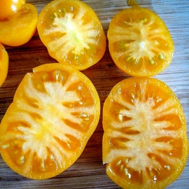 Фото «Golden Crabapple» - Organic Tomato Seeds