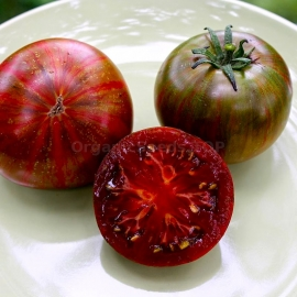 Фото «Black Stripe» - Organic Tomato Seeds
