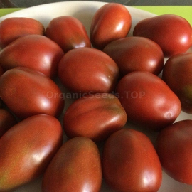 «Black Finger» - Organic Tomato Seeds