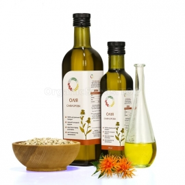 Organic Cold-pressed Safflower Oil