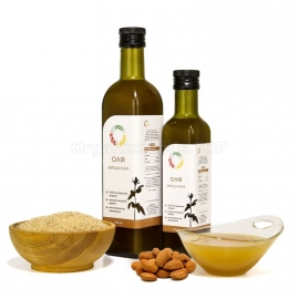Organic Cold-pressed Almond Nut Oil