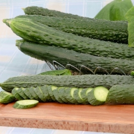 «Chinese heat resistant» - Organic Cucumber Seeds