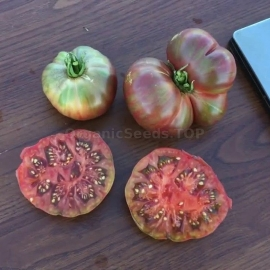 «Chocolate nutmeg» - Organic Tomato Seeds