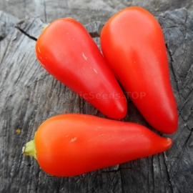 «Santa Fe Grande» - Organic Hot Pepper Seeds