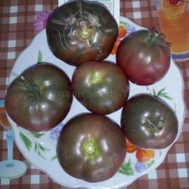 Фото «Black sea» - Organic Tomato Seeds