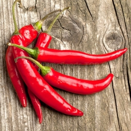 «Ukrainian Hot» - Organic Hot Pepper Seeds