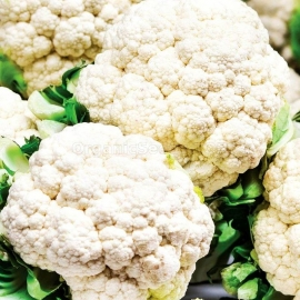 «Snowball» - Organic Cauliflower Seeds