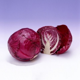 «Garnet» - Organic Cabbage Seeds