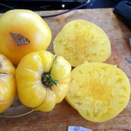 «Ruby Gold» - Organic Tomato Seeds