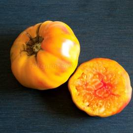 «Striped German» - Organic Tomato Seeds