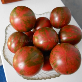 «Purple Jasper» - Organic Tomato Seeds