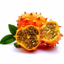 Kiwano (African horned cucumber) - Organic Cucumber Seeds