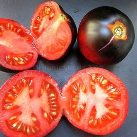 «Indigo Apple» - Organic Tomato Seeds